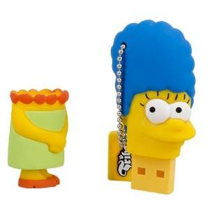 CLE MARGE SIMPSON 8GO